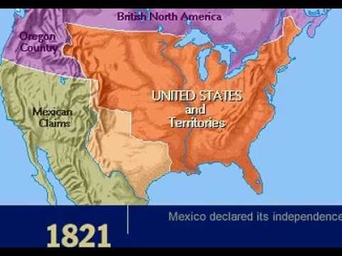 Territorial Expansion of the United States 1763-Present