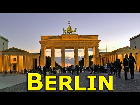 One day in BERLIN.  Self-guided city tour. NEW!