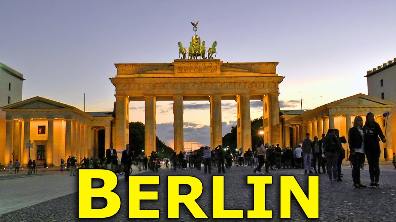 one day in berlin self guided city tour new youtube. Black Bedroom Furniture Sets. Home Design Ideas