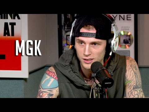 MGK Finally Discusses Amber Rose Relationship!!