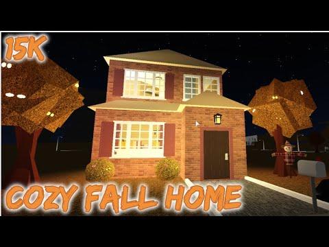 ROBLOX | Bloxburg: Cozy Fall Home