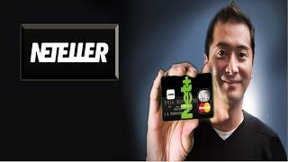 Neteller - Cartão de Crédito Internacional Pré-Pago