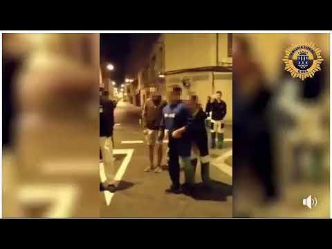 Policía Onda