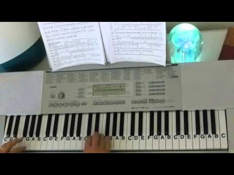 How To Play Lady In Red Chris Deburgh Letternoteplayer