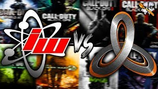 Infinity Ward vs Treyarch