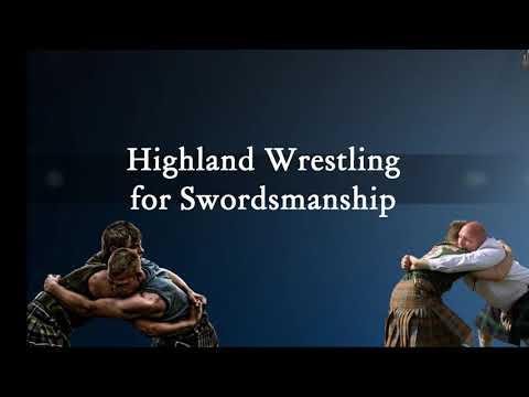 Scottish Swordsmanship Seminar
