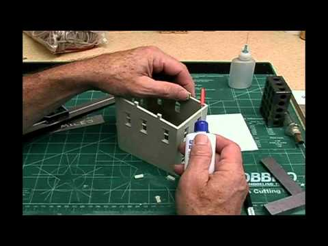 Building Assembly / DPM Kits – Part 5/21 – Woodland Scenics
