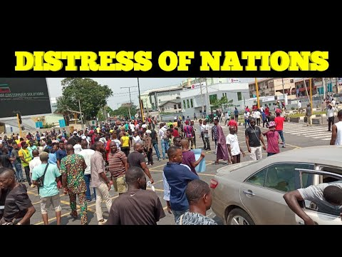 END TIME DISTRESS OF NATIONS!