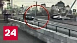 """Сбивший подростка мэр Верхотурья заявил, что ребенок сам """"врезался"""" во внедорожник - Россия 24"""