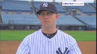 New York Blood Center Yankees PSA 35 seconds