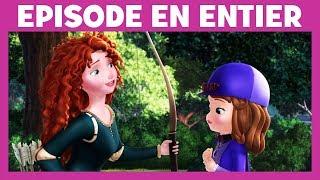 Princesse Sofia - Moment Magique : Merida aide Sofia a être courageuse