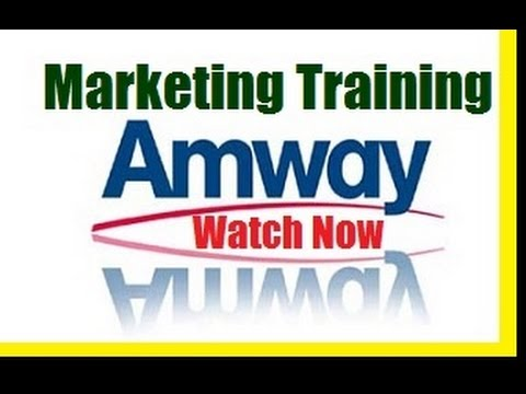 Amway Training|Strategies To Help You Succeed Faster In Your Business