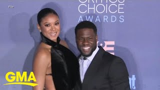 kevin hart checked out of a rehab facility and is expected to make a full recovery l gma