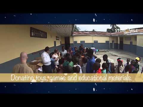 Stonehill Education - Christmas Video