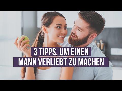 3 Tipps, um einen Mann verliebt zu machen | Darius Kamadeva Dating Coach