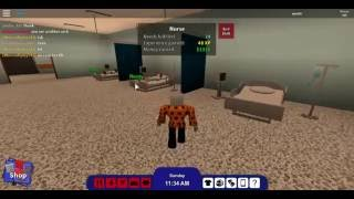 Works at Sjukhus ROBLOX EP 1