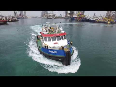 "Damen Marine Services - Shoalbuster 2308 ""Carmen"""