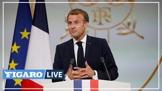 🔴France-Algérie: Macron soutient «inconsciemment» le Hirak, estime un spécialiste