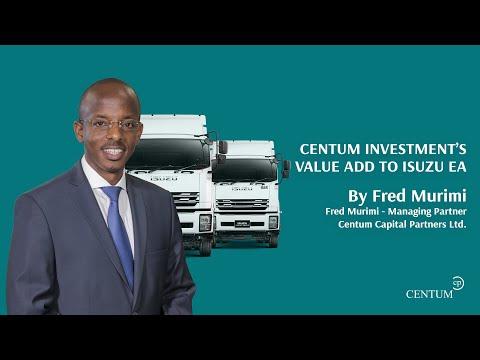 Centum Investment's Success Influence at GenAfrica