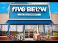 My First Time In Five Below (Explore and Shop With Me)