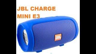 JBL CHARGE mini E3 - Чергова жесть Китаю!
