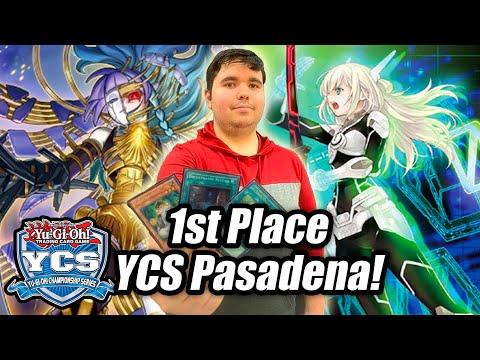 Yu-Gi-Oh! 1st Place YCS Pasadena Sky Striker Orcust Deck Profile! Ft. Kobe Short!