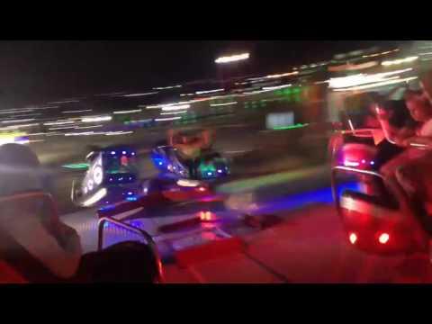 Finally We were on Crazy Dance at Baba GurGur Park