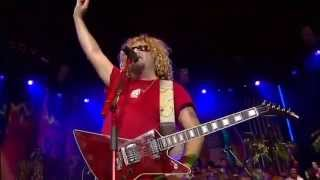 "Sammy Hagar & The Wabos - Rainy Day Women #12 & #35 (From ""Livin"