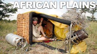 Survivorman   Season 2   Episode 4   African Plains   Les Stroud