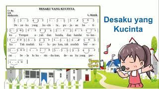 Lagu Desaku yang Kucinta ciptaan L.Manik