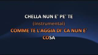 Renato Carosone - Scapricciatiello (Video karaoke)