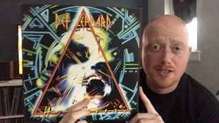 Vinyl & CD Update [Def Leppard, Manowar & More] plus a store found gem!