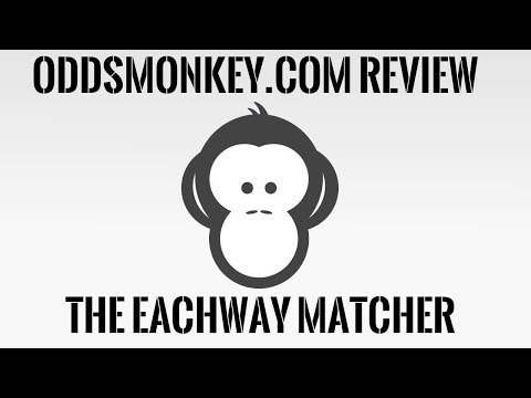 Oddsmonkey.com : The Eachway Matcher Review