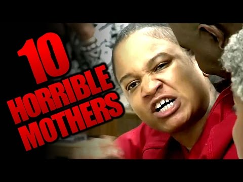 10 Mothers You're Lucky You Never Had | TWISTED TENS #43