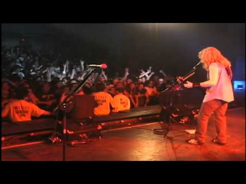 Megadeth - Holy Wars... The Punishment Due - Live - Rude Awakening