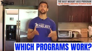 Men's Weight Loss Program: The Essential Guide
