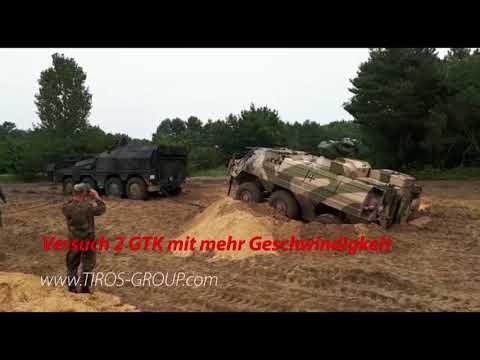 Bundeswehr Bergung neue Bergeausrüstung für Mali und Afghanistan www.tiros-group.com