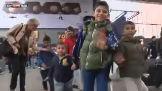 """""""مرحبا"""" برنامج ألماني للتواصل مع اللاجئين"""