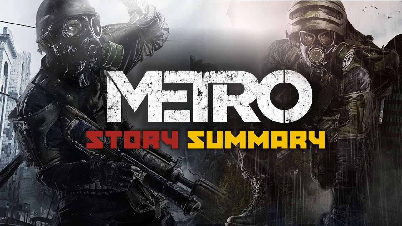 Metro Story Summary - What You Need to Know to Play Metro Exodus!