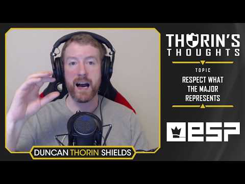 Thorin's Thoughts - Respect What the Major Represents (CS:GO)