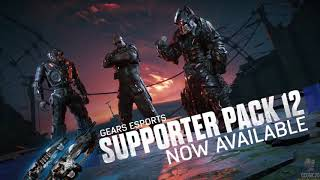 GEARS OF WAR 4 | Esports Supporter Pack 12