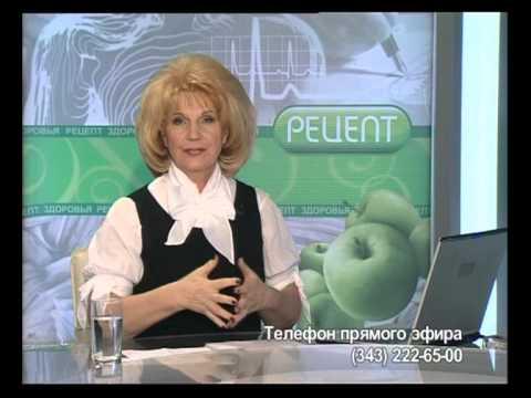 Программа «Рецепт». Эфир 13.12.2010 Лечение зависимостей