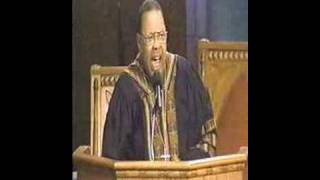 Black Preacher Mocks Rev. Billy Graham