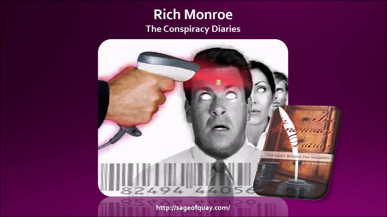 Sage of Quay™ - Rich Monroe - The Conspiracy Diaries (Mar 2021)