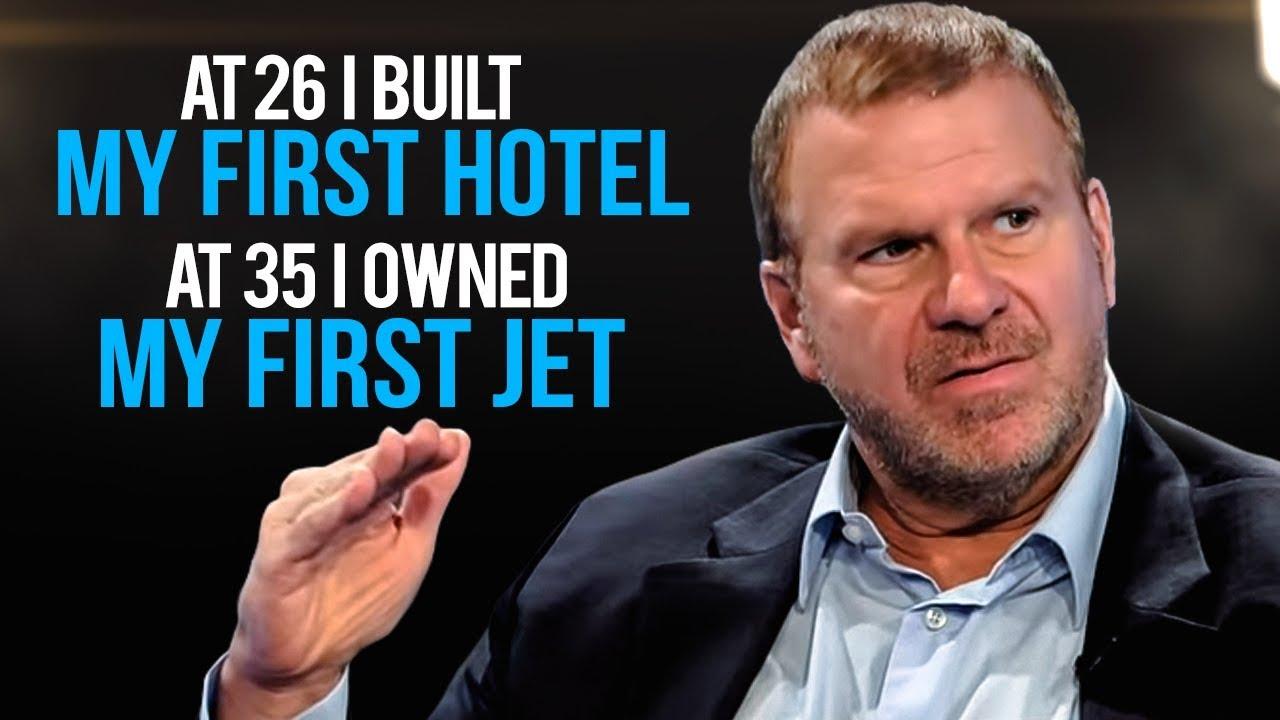 Download Multi-Billionaire Explains his Simple Steps to Success