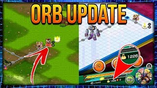 Where is this *ORB UPDATE* on global? | Dragon Ball Z Dokkan Battle