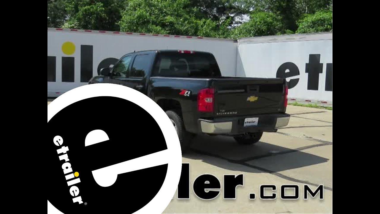 install trailer wiring 2013 chevrolet silverado hm40975 etrailer rh youtube com Seven Wire Trailer Plug Diagram GM Dodge Trailer Plug Wiring Diagram