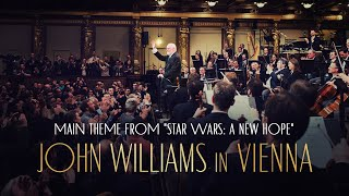 "John Williams- Conducts ""Star Wars: A New Hope"""