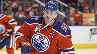 Will Oilers have room for other players after McDavid signs?