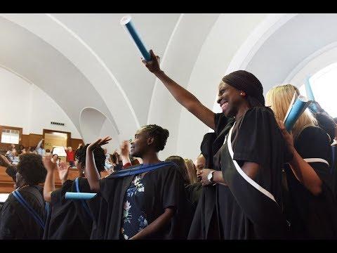 Faculty of Humanities graduation – 4 April at 10:00
